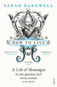 How to Live pbk cover