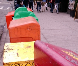 New York colour 1