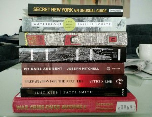 New York books