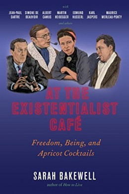 At The Existentialist Cafe US cover